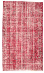 Colored Vintage Rug 138X236 Authentic  Modern Handknotted Light Pink/Pink (Wool, Turkey)
