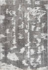 Colored Vintage Rug 190X285 Authentic  Modern Handknotted Light Grey/Dark Grey (Wool, Persia/Iran)