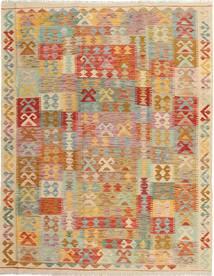 キリム アフガン オールド スタイル 絨毯 AXVA350