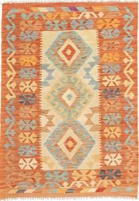 Kilim Afghan Old style rug AXVA535