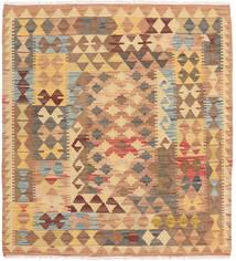 Alfombra Kilim Afghan Old style NAZB293