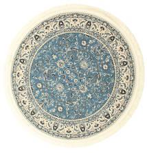 Nain Florentine - Ljusblå matta CVD15515