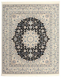 Nain Emilia - Dark Blue Rug 200X250 Oriental Beige/Light Grey ( Turkey)