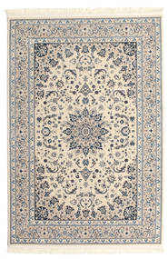 Nain Emilia - Beige/Blue Rug 200X300 Oriental Beige/Light Grey ( Turkey)