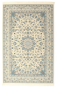 Nain Emilia - Cream/Light Blue Rug 200X300 Oriental Beige/Dark Beige ( Turkey)