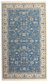 Nain Florentine - Light Blue Rug 300X500 Oriental Light Grey/Blue Large ( Turkey)
