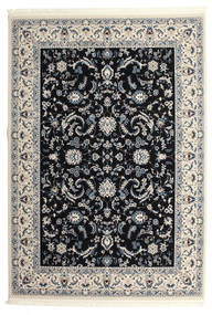 Nain Florentine - Dark Blue Rug 300X400 Oriental Black/Dark Grey Large ( Turkey)