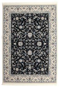 Nain Florentine - Dunkelblau Teppich  300X400 Orientalischer Schwartz/Dunkelgrau Großer ( Türkei)