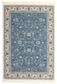 Nain Florentine - Light Blue Rug 140X200 Oriental Blue/Beige/Light Grey ( Turkey)