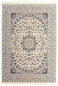 Nain Emilia - Beige/Blue Rug 300X400 Oriental Light Grey/Beige Large ( Turkey)