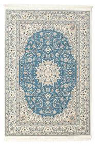 Nain Emilia - Jasnoniebieski Dywan 120X180 Orientalny Beżowy/Jasnoszary ( Turcja)