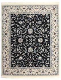 Nain Florentine - Dunkelblau Teppich  250X300 Orientalischer Beige/Schwartz Großer ( Türkei)