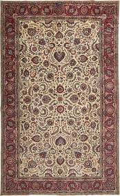 Mashad Patina Signed: Mashhor Rug 308X515 Authentic  Oriental Handknotted Light Brown/Dark Brown Large (Wool, Persia/Iran)