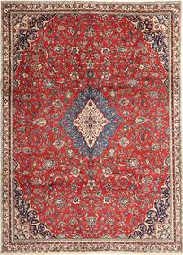 Hamadan Shahrbaf Rug 250X342 Authentic  Oriental Handknotted Dark Red/Brown Large (Wool, Persia/Iran)