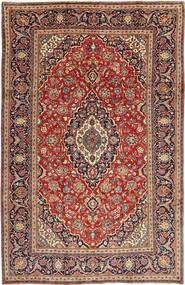 Hamadan Shahrbaf Patina Rug 195X305 Authentic  Oriental Handknotted Dark Red/Brown (Wool, Persia/Iran)
