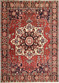 Bakhtiari Rug 260X370 Authentic  Oriental Handknotted Dark Brown/Dark Red Large (Wool, Persia/Iran)