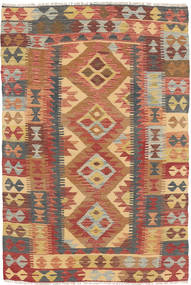 Kilim Afghan Old style carpet NAZB1383