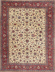 Mashad Patina Tapis 245X328 D'orient Fait Main Marron/Marron Foncé (Laine, Perse/Iran)