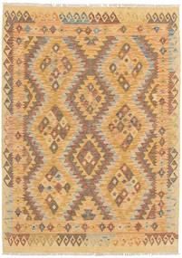 Kelim Afghan Old style tapijt NAZB1175