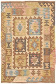 Kelim Afghan Old style tapijt NAZB1673