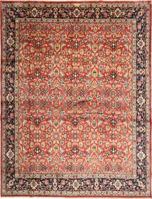 Moud Dywan 302X400 Orientalny Tkany Ręcznie Jasnobrązowy/Ciemnobrązowy Duży (Wełna, Persja/Iran)