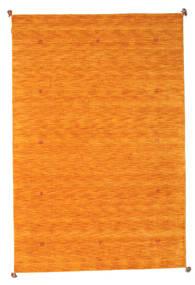 Loribaf Loom Rug 201X300 Authentic  Modern Handknotted Orange (Wool, India)