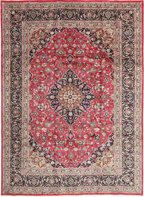 Kashmar Rug 250X340 Authentic  Oriental Handknotted Light Brown/Light Pink Large (Wool, Persia/Iran)