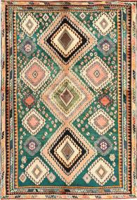 カシュガイ 絨毯 MRB520