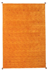 Loribaf Loom Teppich  202X300 Echter Moderner Handgeknüpfter Orange (Wolle, Indien)