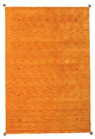 Loribaf Loom Rug 202X300 Authentic  Modern Handknotted Orange (Wool, India)