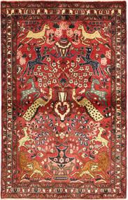Hosseinabad pictorial carpet MRB743