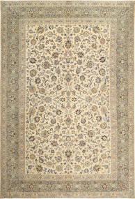 Keshan Patina Alfombra 320X475 Oriental Hecha A Mano Marrón Claro/Beige Grande (Lana, Persia/Irán)