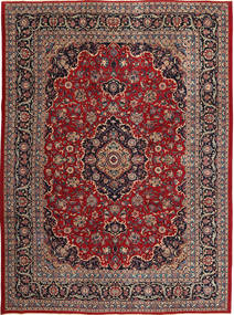 Kashmar Patina Rug 250X333 Authentic  Oriental Handknotted Dark Red/Brown Large (Wool, Persia/Iran)