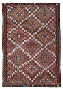 Tappeto Kilim semi-antichi Turchi XCGZK553