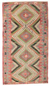 Kilim Semi-Antigo Turquia Tapete 176X318 Oriental Tecidos À Mão Cinzento Claro/Bege Escuro (Lã, Turquia)