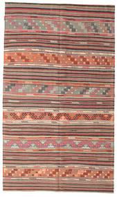 Kilim Semi Antique Turkish Rug 166X286 Authentic Oriental Handwoven Light Brown/Purple (Wool, Turkey)