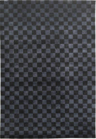 Himalaya Rug 220X320 Authentic  Modern Handknotted Black/Purple ( India)