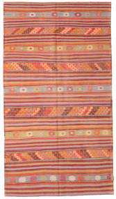Kilim Semi-Antique Turquie Tapis 173X307 D'orient Tissé À La Main Marron Clair/Beige Foncé (Laine, Turquie)