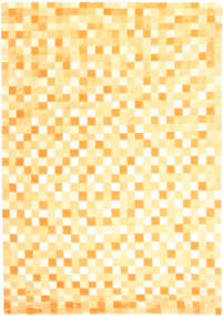 Himalaya Matto 220X320 Moderni Käsinsolmittu Keltainen/Beige/Oranssi ( Intia)