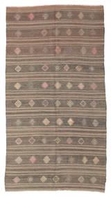 Kilim Pół -Antyk Tureckie Dywan 173X310 Orientalny Tkany Ręcznie Jasnobrązowy/Brązowy (Wełna, Turcja)