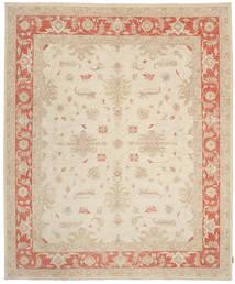 Ziegler 絨毯 245X295 オリエンタル 手織り 薄茶色/ベージュ (ウール, パキスタン)