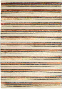 Himalaya Rug 170X240 Authentic  Modern Handknotted Beige/Light Brown (Wool, India)
