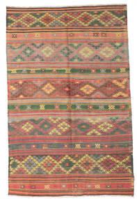 Kelim halvt antikke Tyrkiske teppe XCGZK158