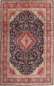 Hamadan Shahrbaf Matto 205X332 Itämainen Käsinsolmittu Violetti/Ruoste (Villa, Persia/Iran)