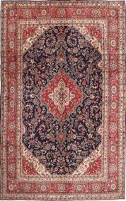 Hamadan Shahrbaf Alfombra 205X332 Oriental Hecha A Mano Violeta/Óxido/Roja (Lana, Persia/Irán)