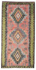 Kilim semi antique Turkish carpet XCGZK138