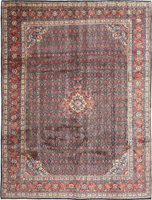 Hamadan Shahrbaf Rug 274X358 Authentic  Oriental Handknotted Dark Blue/Dark Grey Large (Wool, Persia/Iran)