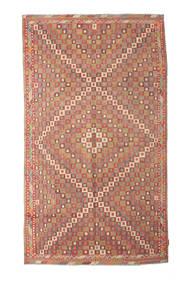 Kilim Semiantigua Turquía Alfombra 167X290 Oriental Tejida A Mano Marrón Claro/Marrón (Lana, Turquía)