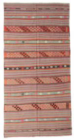 Kilim Semiantigua Turquía Alfombra 178X352 Oriental Tejida A Mano Gris Claro/Marrón Claro (Lana, Turquía)