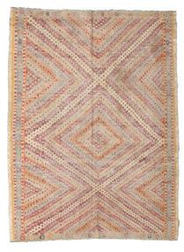 Tapis Kilim semi-antique Turquie XCGZK975